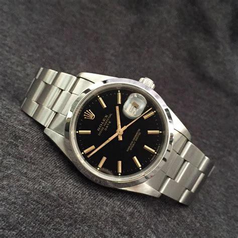 Jam Tangan Wanita Rolex Oyster Date Gold Primium jual beli tukar tambah service jam tangan mewah arloji original buy sell trade in service