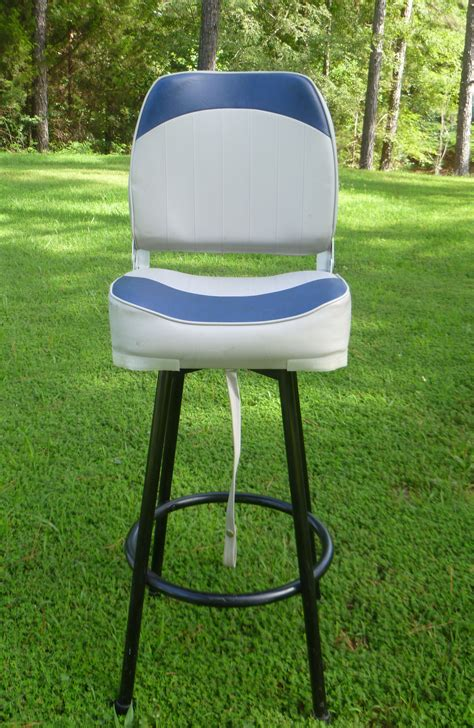 Seat Bar Stools Sale by Boat Seat Bar Stool A Bit Different
