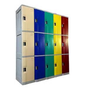 Filing Cabinet Furniture 3 Tiers Plastic Abs Lockers Avios