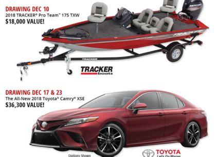 Bass Pro Toyota Tundra Sweepstakes - win a car sun sweeps