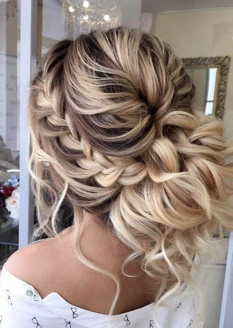 Wedding Hairstyles Ideas Hair by Updos For Thick Hair Wedding