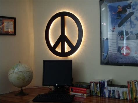 peace sign home decor 65 best images about peace sign home decor on pinterest wall decor oil diffuser and peace