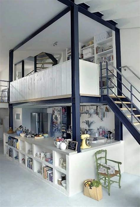 Mezzanines Ideas 15 Cool Mezzanine Ideas To Increase Your Space