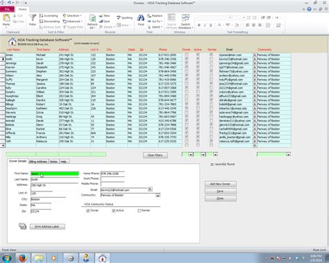 Hoa Lookup By Address Hoa Software For Hoas And Condo Associations Db Pros