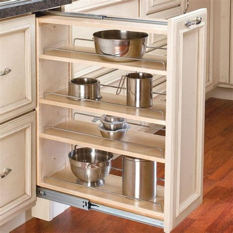 kitchen cabinet pull outs
