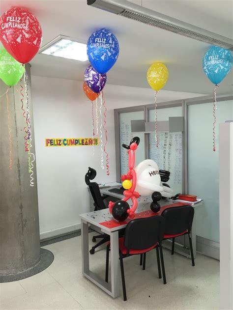 decoracion oficina cumpleaños jefa m 225 s de 25 ideas incre 237 bles sobre cumplea 241 os jefe en