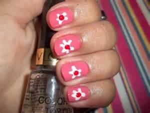 Easy nail art photo tutorial for short nails 5