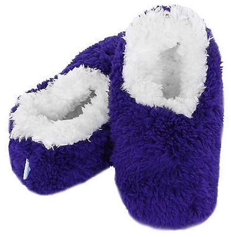 slippers snoozies snoozies non slip slippers ballerina size 3 4