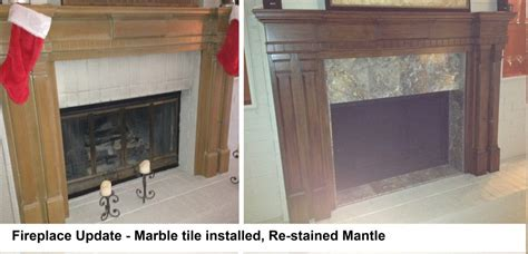 Refinish Fireplace by Specialty Archives Page 4 Of 12 Vip Services Painting