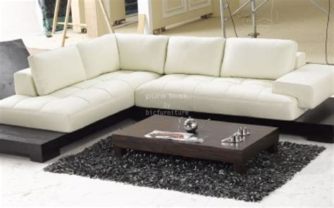 Sofa In L Shape by L Shaped Wooden Sofa Designs