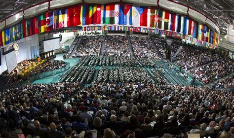 Binghamton Business School Mba Graduation Requirements by Binghamton Commencement Weekend 2017