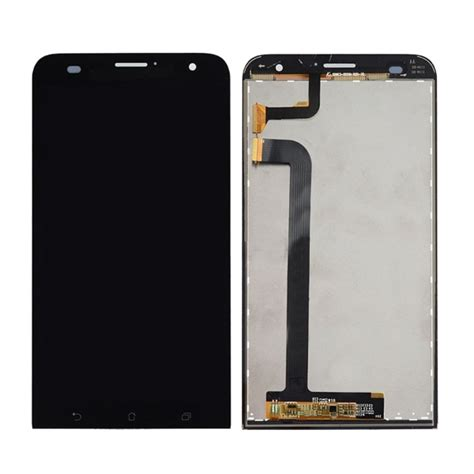 Lcd Zenfone C for asus zenfone 2 laser ze550kl lcd screen touch screen digitizer assembly black alex nld
