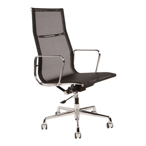 Mesh Back Office Chair by Co Emporium Eames Mesh Executive High Back