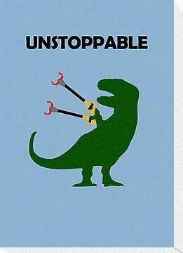 T Rex Unstoppable Meme - unstoppable t rex with grabbers geology rocks