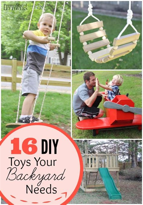 backyard toys for diy backyard play sets and toys toys and play sets