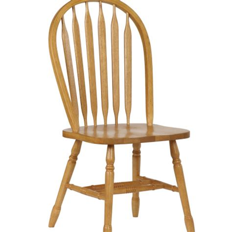 light oak kitchen chairs sunset trading 38 arrowback dining chair in light oak