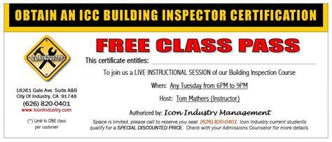 Plumbing Inspector Certification by Contractors Contractor Licensing Contractor License
