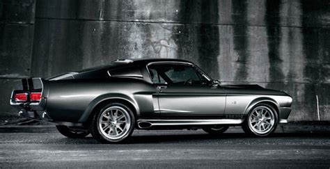 car review 1967 shelby mustang eleanor gt500