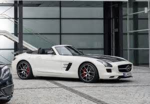 2015 mercedes sls amg gt edition makes debut