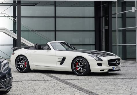 Mercedes Sls Amg Gt by 2015 Mercedes Sls Amg Gt Edition Makes Debut