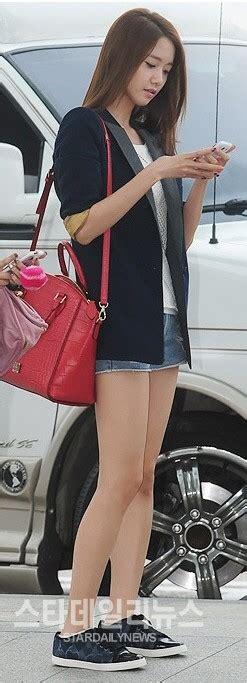 Word O Happy T Shirt Lengan Pendek Putih 1 yoona snsd perlihatkan kaki langsingnya yang memukau happy virus