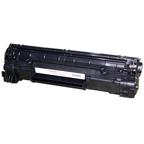 Tinta 85a hp ce285a negro toner compatible p1102