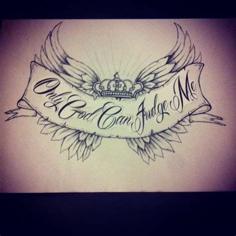 only god can judge me tattoos 25 only god can judge me ideas entertainmentmesh
