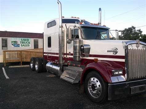 2000 Kenworth W900l For Sale In Mcdonough Ga By Dealer