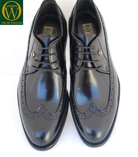 Samuel Handmade Shoes - classic handmade brogue shoes samuel oscar william
