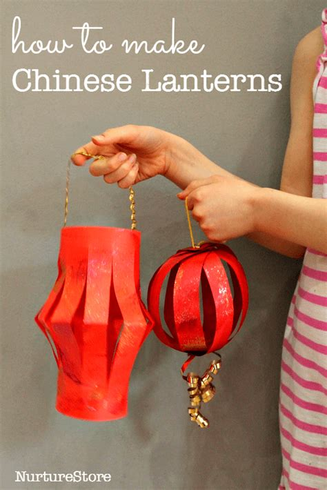 new year lanterns arts and crafts how to make lanterns nurturestore