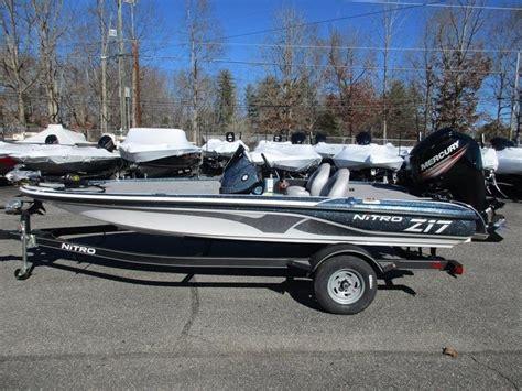 nitro bass boats z17 2017 new nitro z17 bass boat for sale 24 395