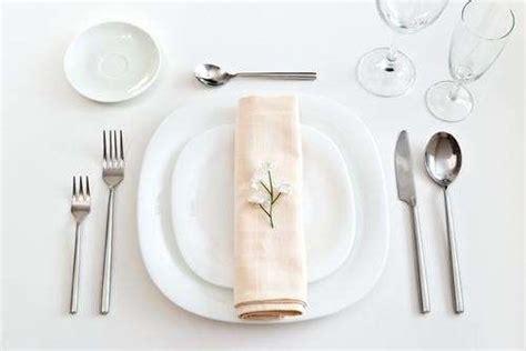 come disporre le posate sulla tavola come disporre le posate i consigli per una tavola