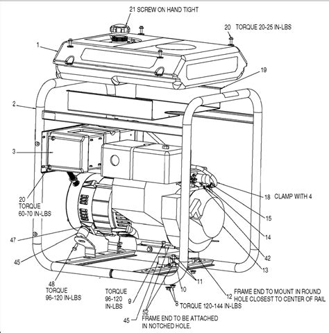 porter cable generator wiring diagram electric generator