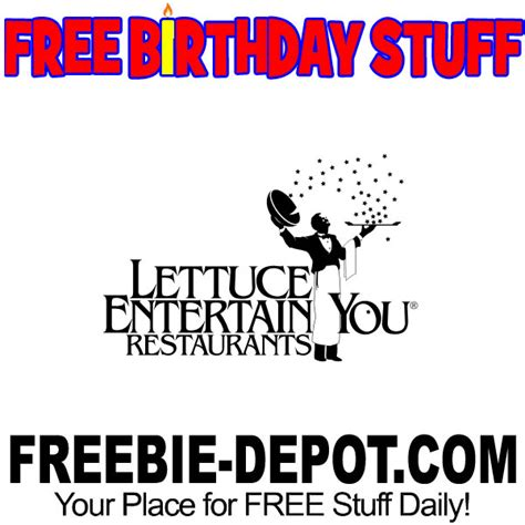 Lettuce Entertainment Gift Card - lettuce entertain you gift card lamoureph blog