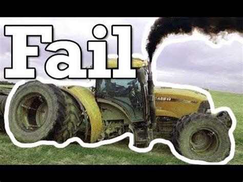 funny tractor crashes: farm fails [2015] tractor fails
