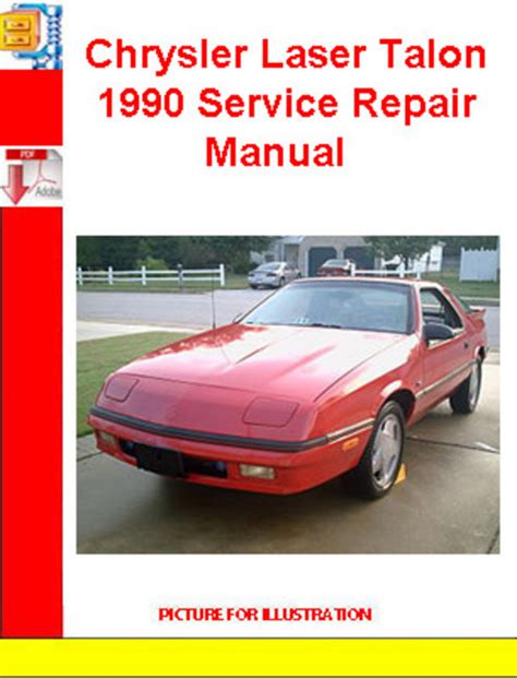 1990 eagle talon free manual download 1990 eagle talon service repair manual download