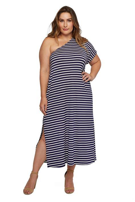 Dress Mayuri mayuri dress wl print jetset stripe pally