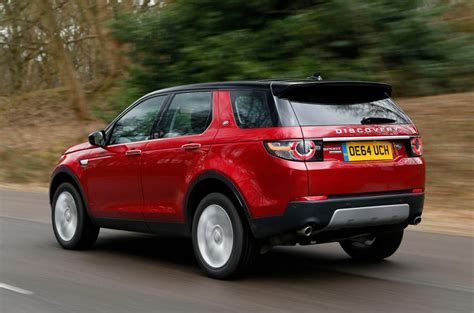 new land rover discovery sport land rover discovery sport review 2017 autocar