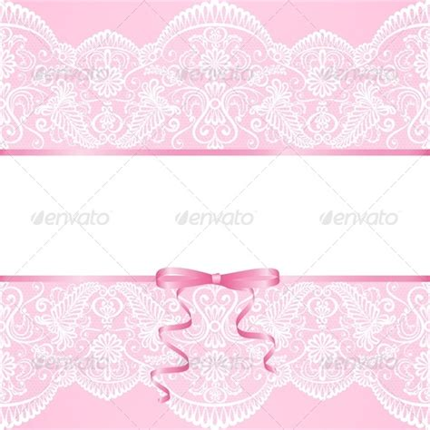 vector template for wedding invitation graphicriver