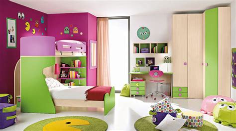 how to keep your happy in the bedroom children s bedrooms with bright cheerful colours idesignarch interior design architecture