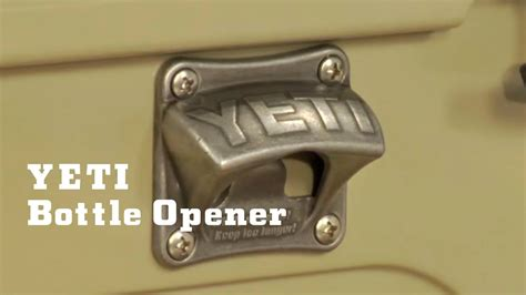 how to install yeti bottle opener yeti cooler accessories wall mounted bottle opener yeti