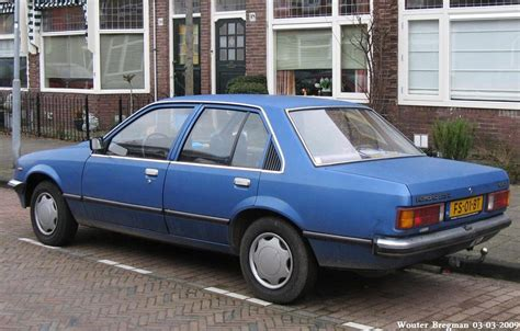 1980 Opel Rekord Photos Informations Articles