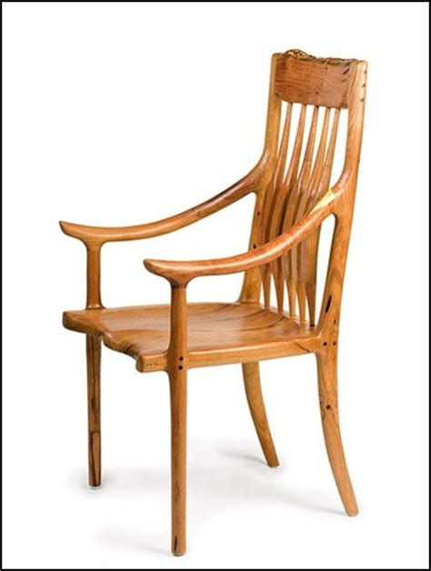 Mesquite Dining Chairs Quot Maloof Style Quot By Scott Shangraw Mesquite Dining Chairs