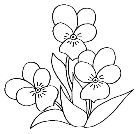 imagenes flores exoticas para colorear 74 dibujos de flores para colorear oh kids page 4