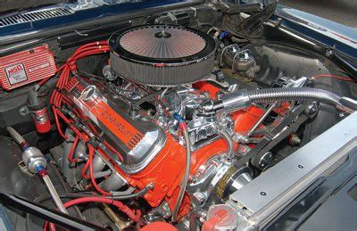 induction systems for building big block chevy engines