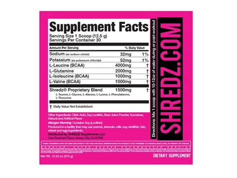 Shredz Detox For Side Effects by Shredz Wellness Detox Stack For