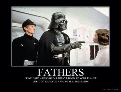 Funny Fathers Day Memes - my dad was this guy happy birthday father starwars