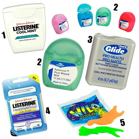 Dental Floss And 11 of the most dental floss flavors the cusp