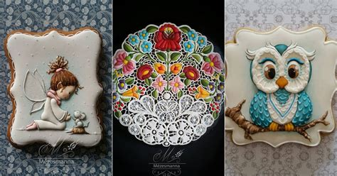 Judit Czinkné Poór | i had no idea this kind of cookie art was possible 27