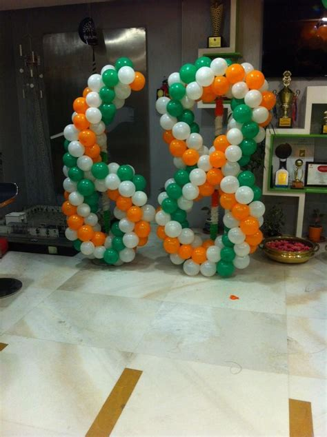 india independence day decoration ideas for big office